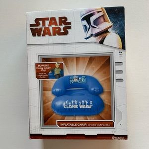 Other - Star Wars Inflatable Chair Kids Unused Box